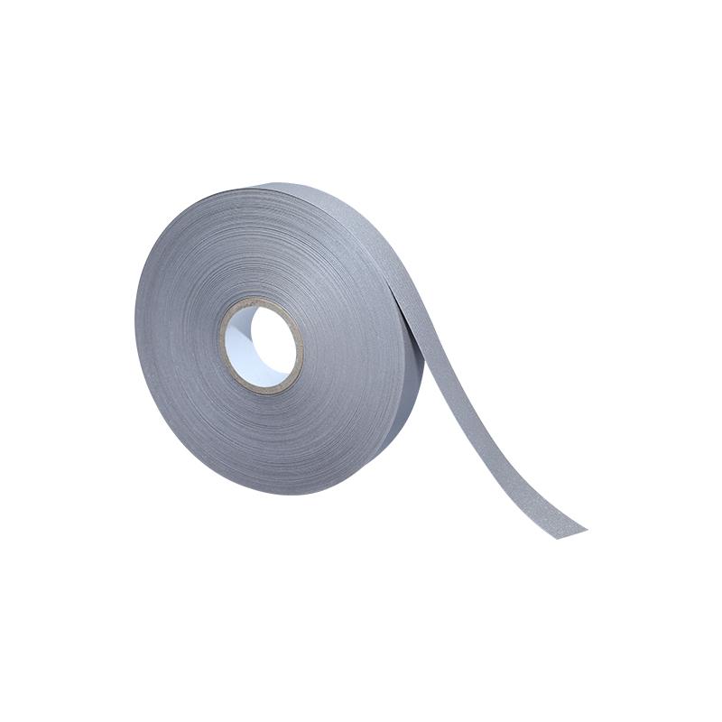 Grey Acetate Taffeta Pearl